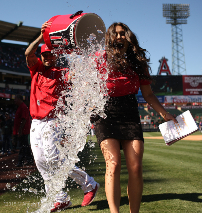 los angeles angels become first mlb team to choose